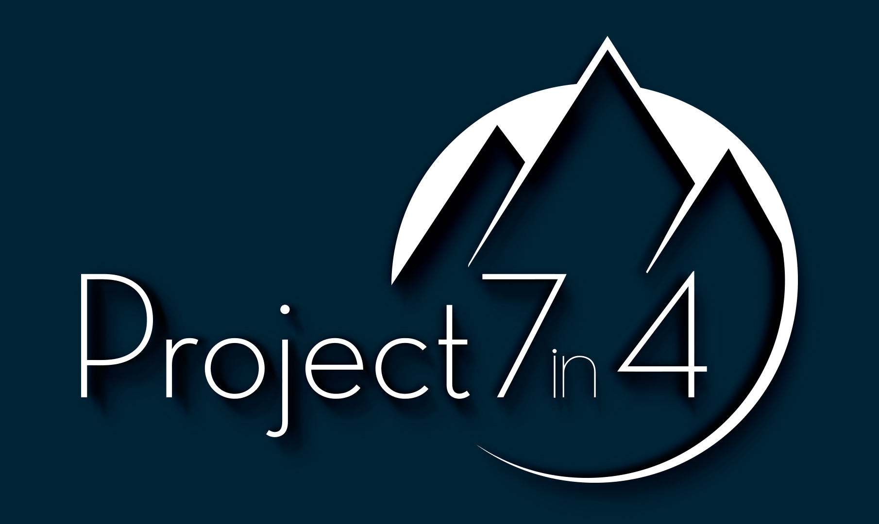 Project 7in4 - 7 Summits world speed record